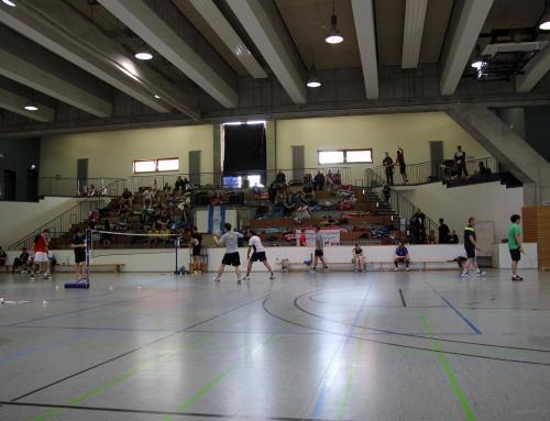 Badmintonturniere zur Saisonvorbereitung 2019/2020