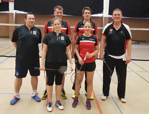Aufstieg SG Köpenicker BC / SC I in die A-Klasse – Badminton Berlin