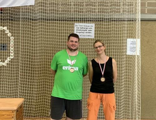 Platz 3 in Berlin-Hermsdorf für die Köpenicker Sabine und Christian